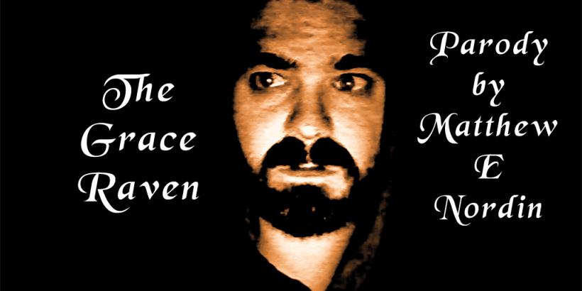 The Grace Raven by Matthew E Nordin