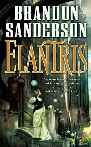 Elantris by Brandon Sanderson review